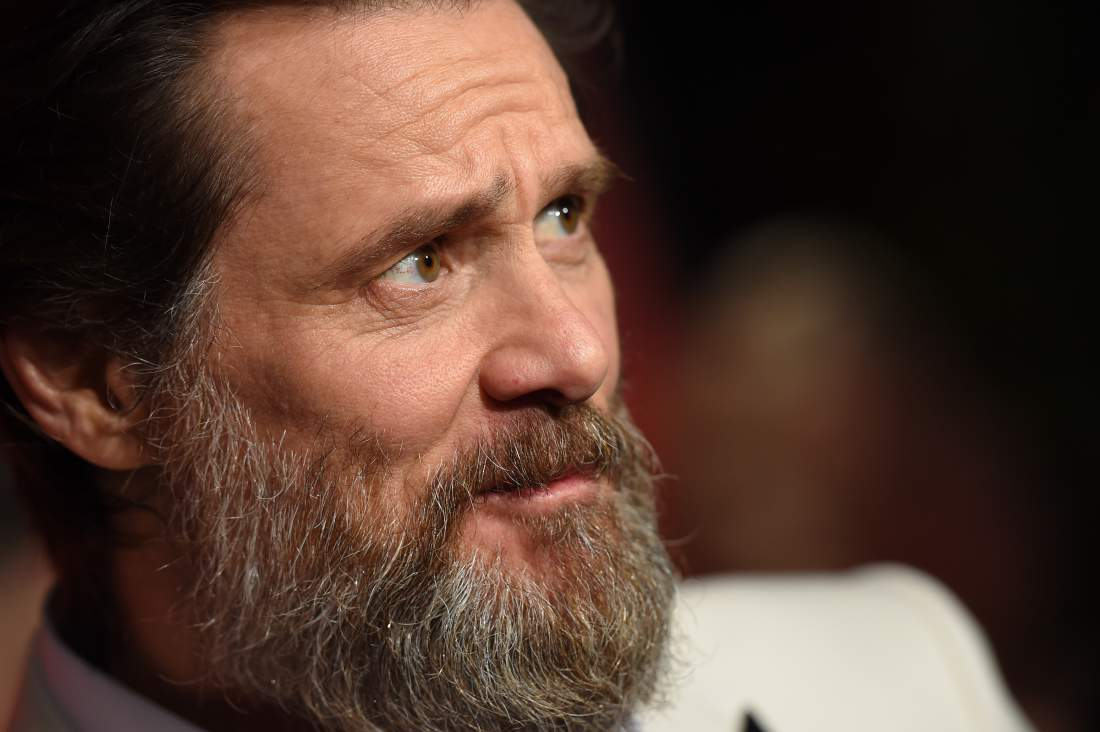 Another Powerful Jim Carrey Message