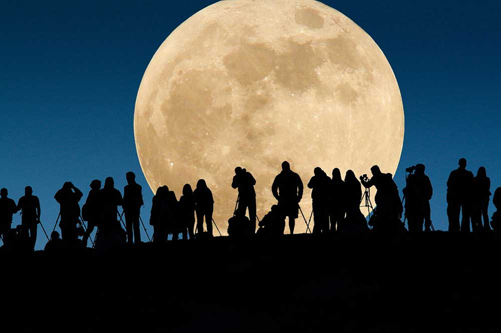 The Biggest Supermoon In The 21st Century in Taurus, November 14th, 2016 – A Spiritual Aspect