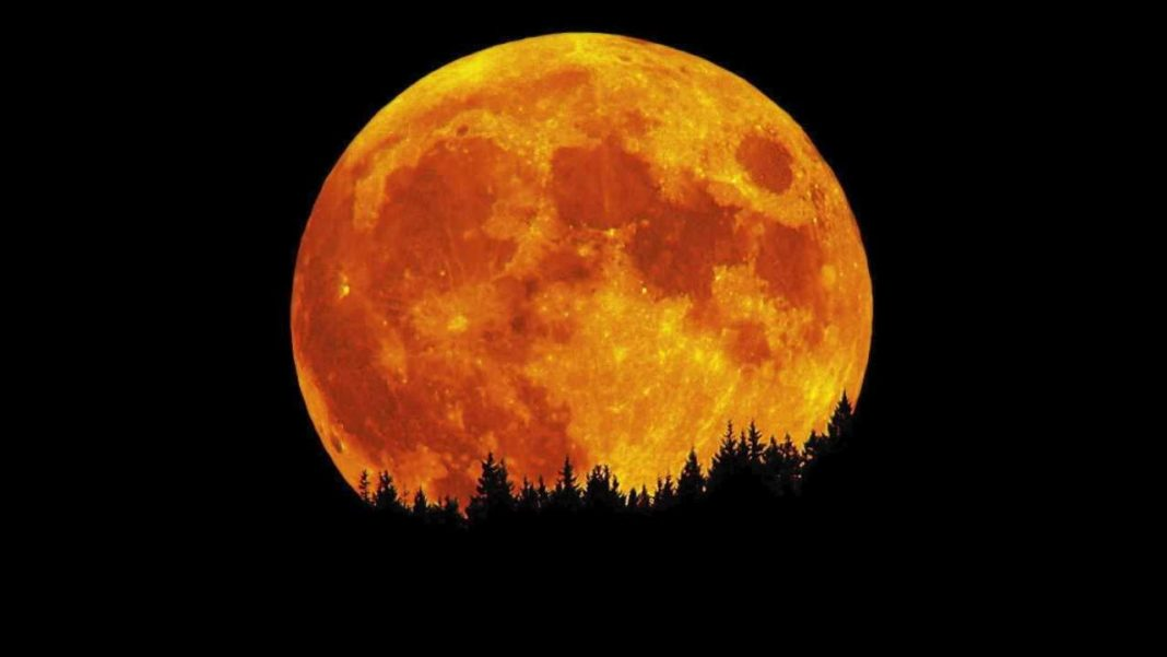 Powerful Full Supermoon In Virgo: Practical Thinking Will Keep You Moving Forward