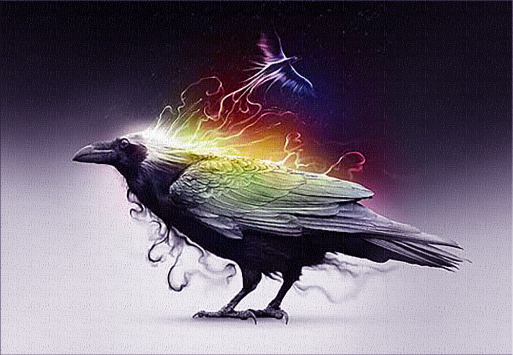 The Meaning Behind The Mysterious Raven Spirit Animal