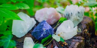 Crystals For Contentment & Happy Relationships