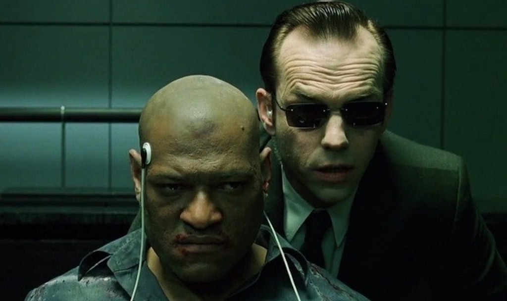 Agent Smith: Speech About The Virus ( Matrix)