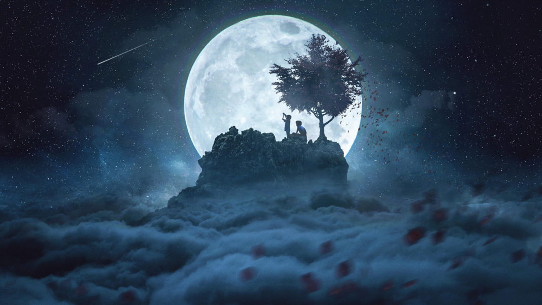 8 Ways To Use The Strong Energy Of The Full Moon (2 Days Before And After It)