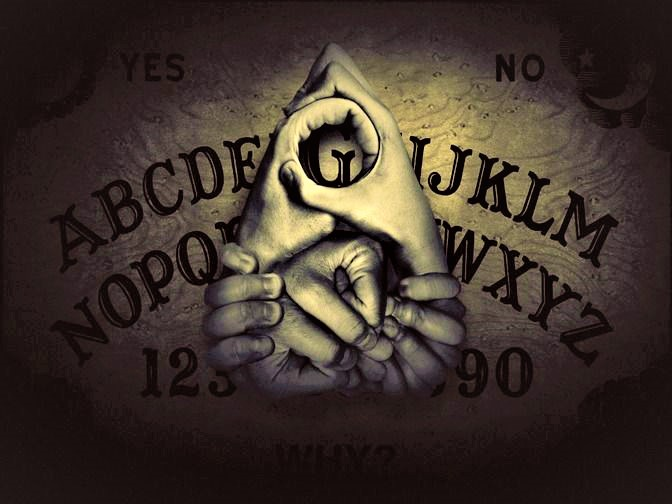 How To Stay Safe During An Ouija Board Session