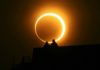A Ring Of Fire Annular Solar Eclipse Will Darken The Skies On June 21st