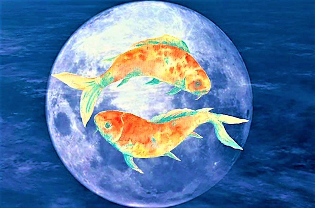 Go With The Flow Of The Pisces New Moon Energy, It's Not The Best Time To Force Anything