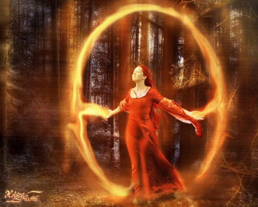 The Ritual For The Aries New Moon Reveals Your New You