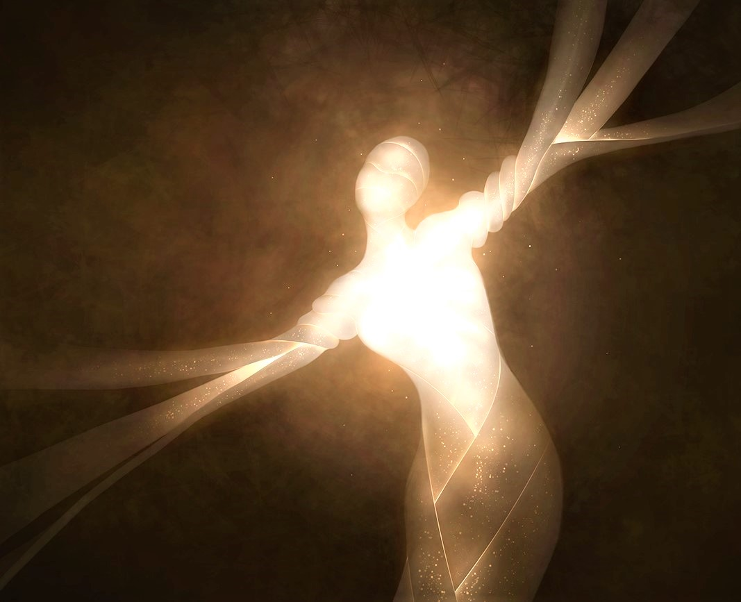 Who Are The Light Beings Made Of Pure Energy?