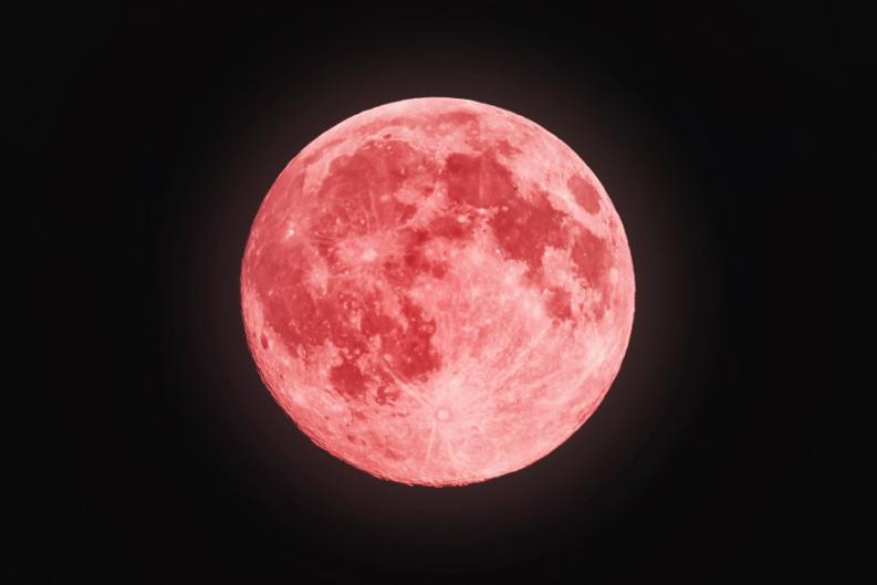 The Pink Libra Full Moon Will Bring Renewal Into Your Life This April 19th