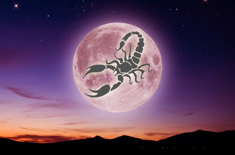 Pink Full Moon In Scorpio On 29th April One Of The Energetically Most Ful Moons Year Conscious Reminder