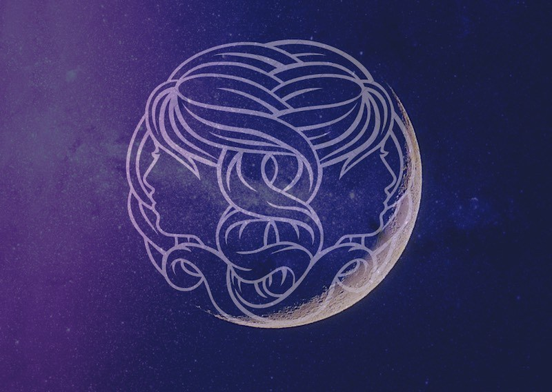 Image result for new moon in gemini