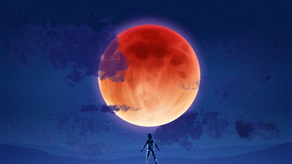 Expect An Emotional Outburst At The End Of July, The Lunar Eclipse Is Bringing Strong Shift Of Energies