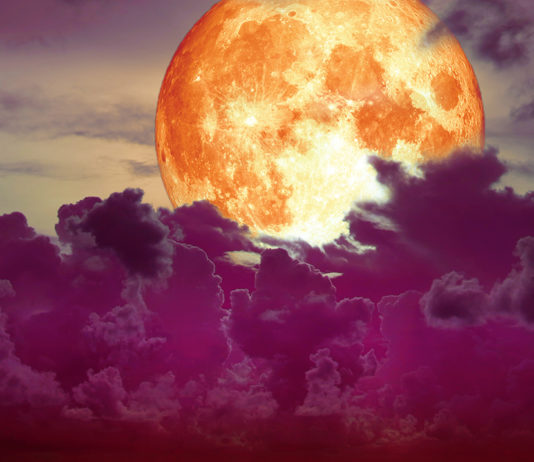 Tonight, Expect The Powerful Lunar Eclipse/ Full Buck Moon To Test Your Limits