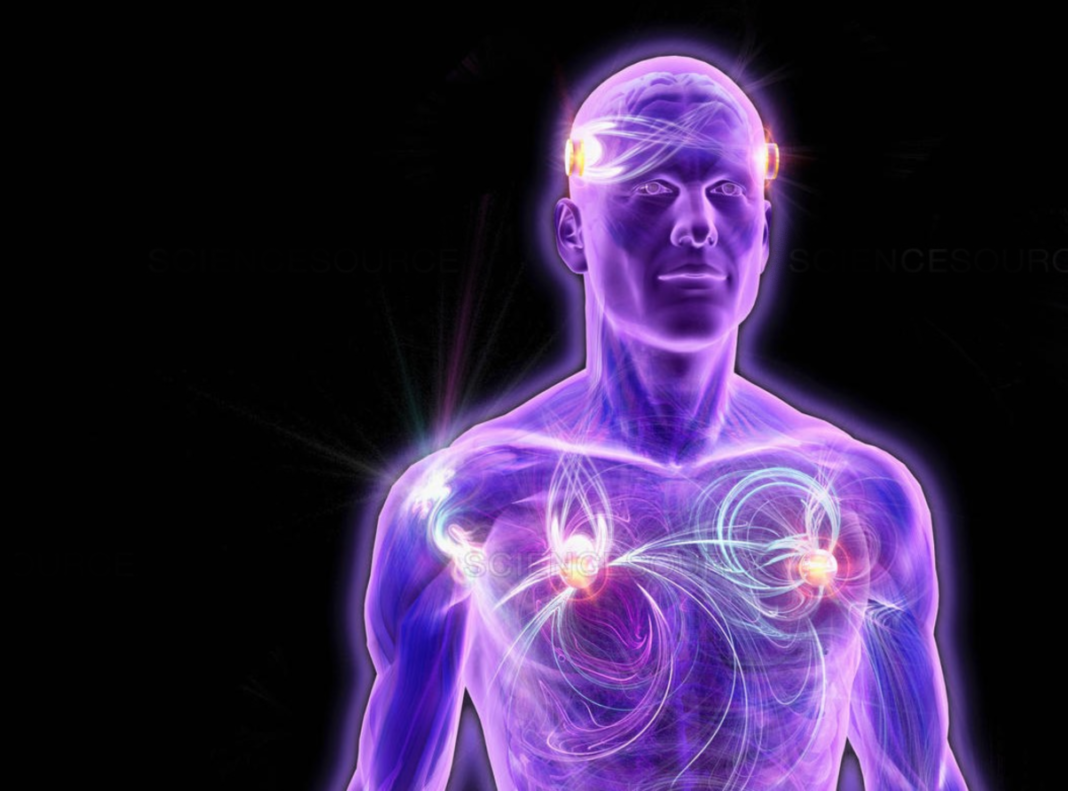 The Bodies Of Man: Physical, Astral, Mental & Spiritual