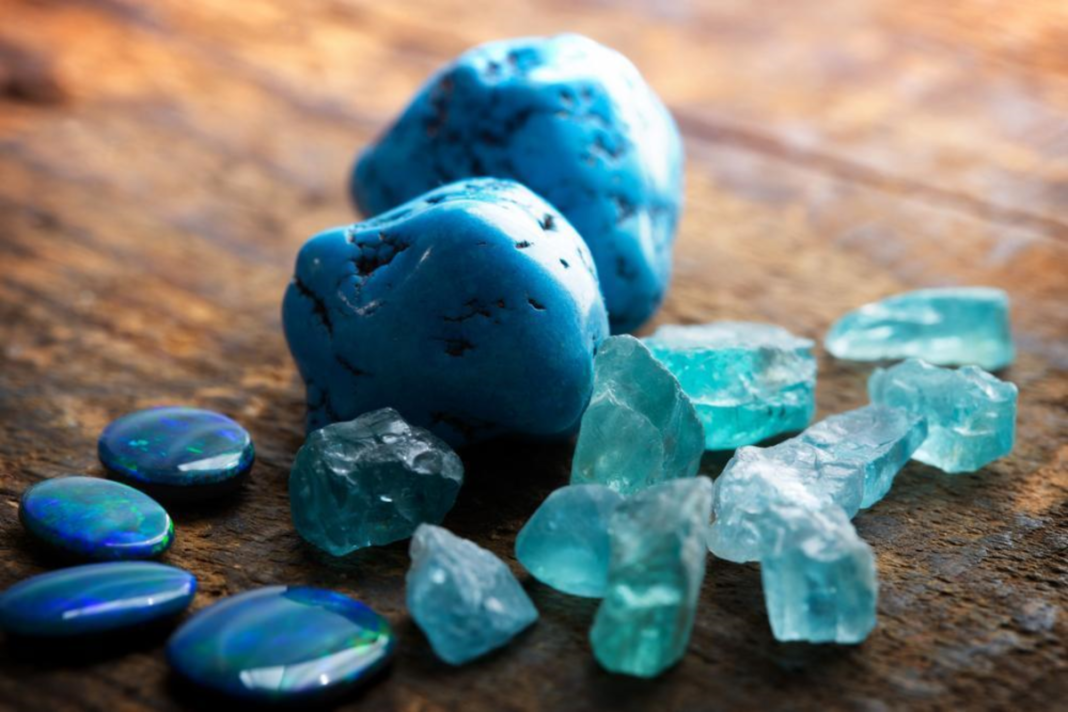 The Magical Secrets Of The Turquoise