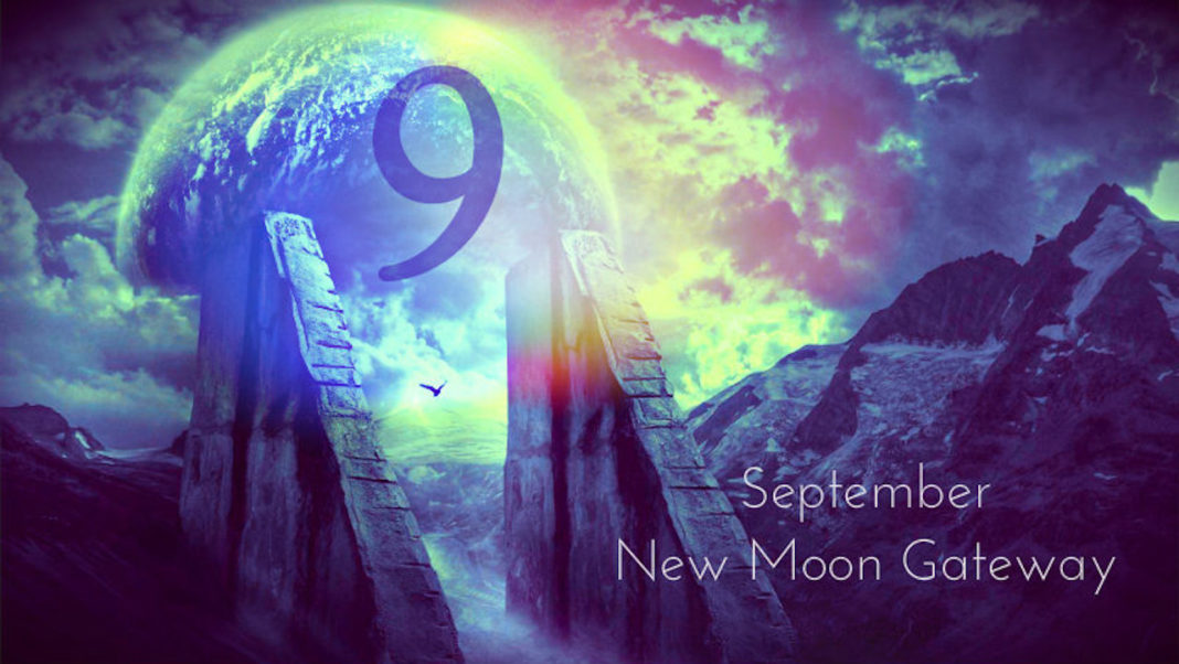9/9 Gateway & Virgo New Moon: Creation Of An Archetype