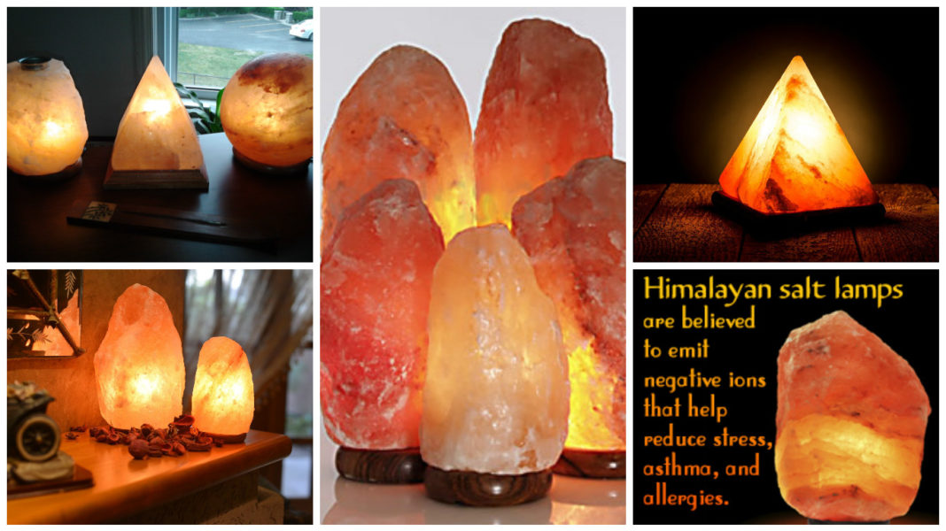 10 Reasons Why You Should Have Himalayan Salt Lamps In Your Home