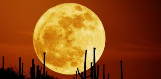 Aries Full Moon On October 13th: Find The Silver Lining