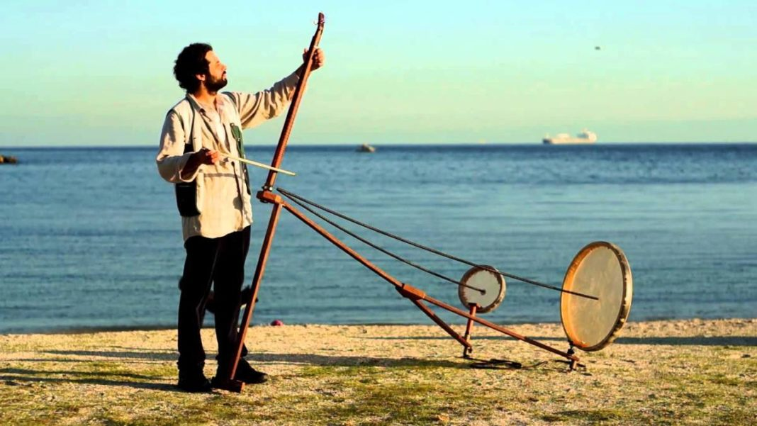 Yaybahar: The Space-Age-Sound-Making Acoustic Instrument