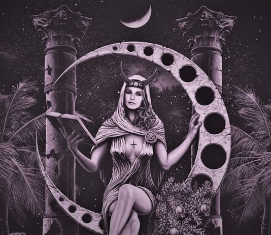 The New Moon Joins Venus, Mars & Mercury In Virgo On Aug 30th: Goal-Oriented Passion Is Burning