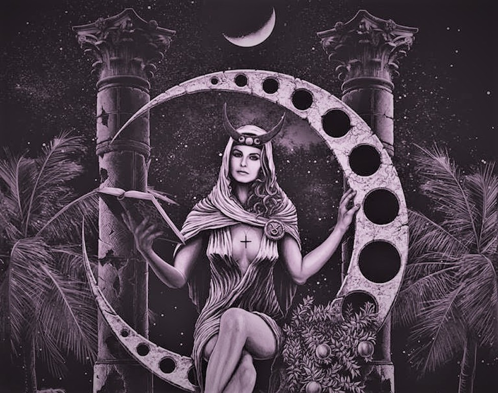 The New Moon On Sept 28th Is A Supermoon And Brings The Balancing Forces Of Libra