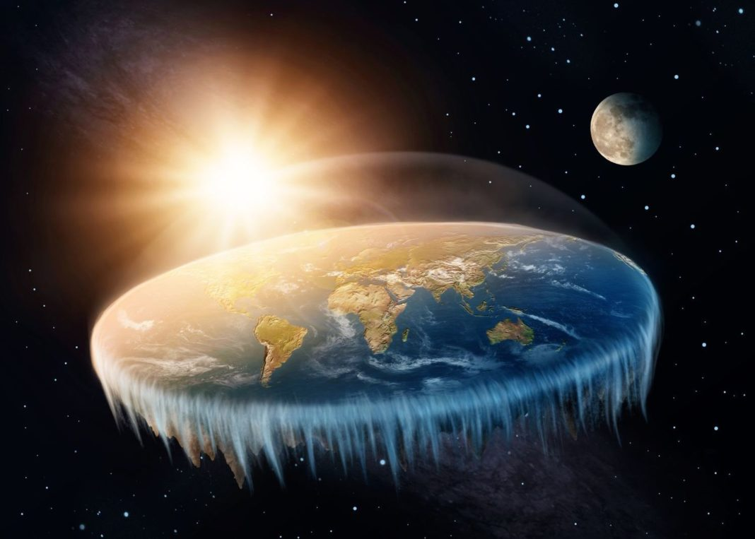 People Want A Reality Show Where Flat Earthers Search For The Edge Of The World