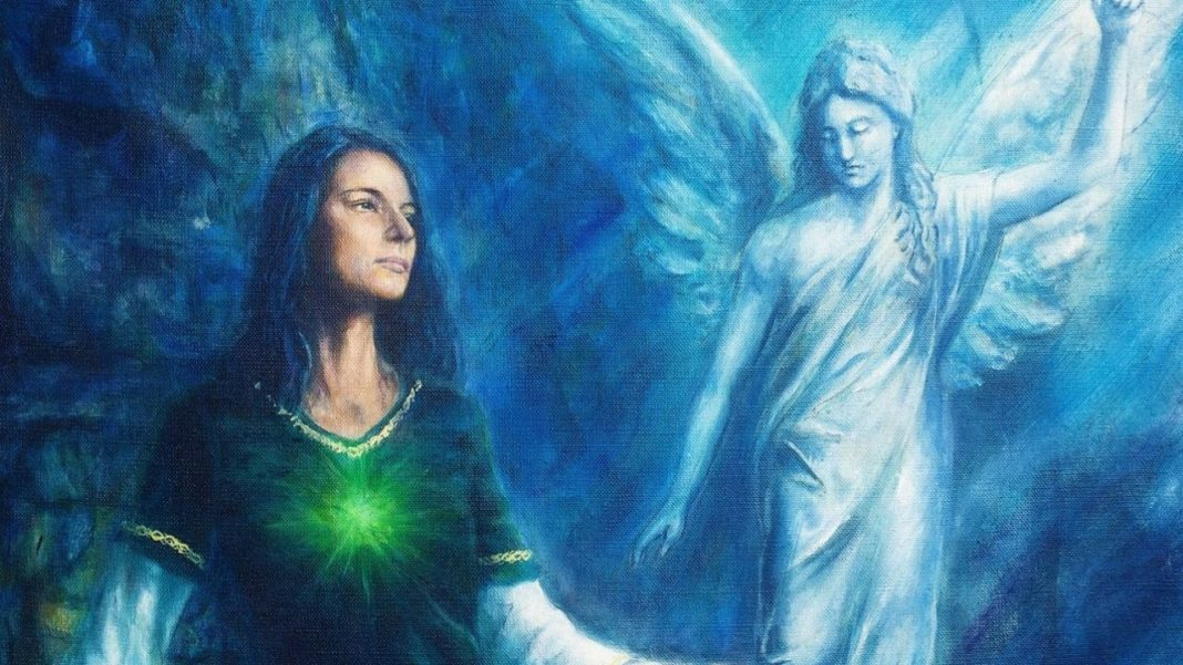 If You Want Help From Your Angels, You Have To Ask First