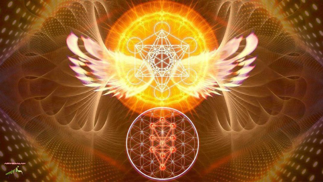 The Omnipresence Of Sacred Geometry: Everything Is Connected To Everything