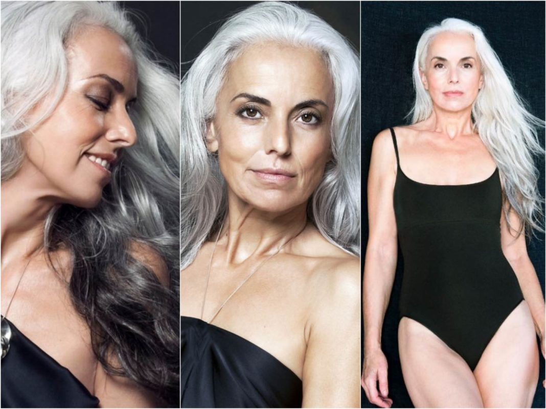 63-Year-Old Model Shatters The Age Myth And Shocks The World