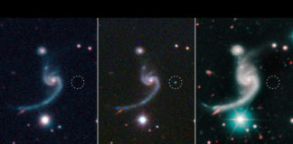 For The First Time Ever, Astronomers Witness The Birth Of A Binary Star System