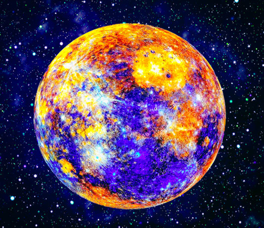 The First Mercury Retrograde Of The Year Brings Uncertainty & Tension