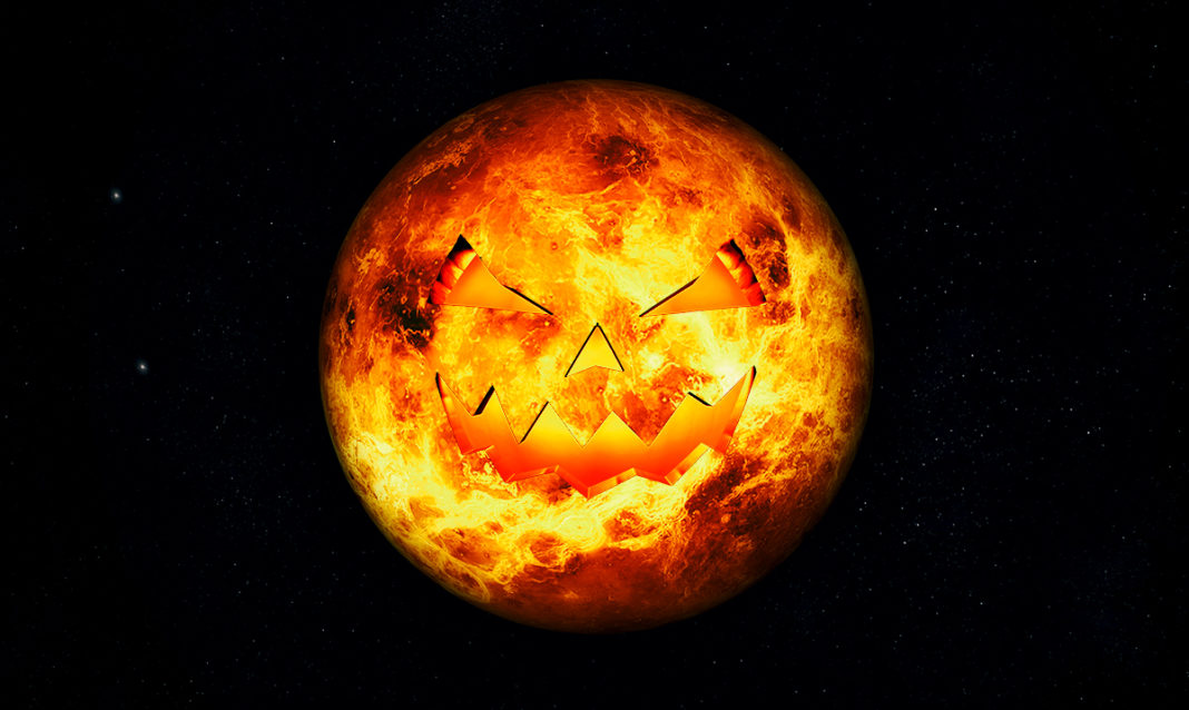As If Halloween Weren't Creepy Enough, Mercury Is Going Retrograde On The Same Day