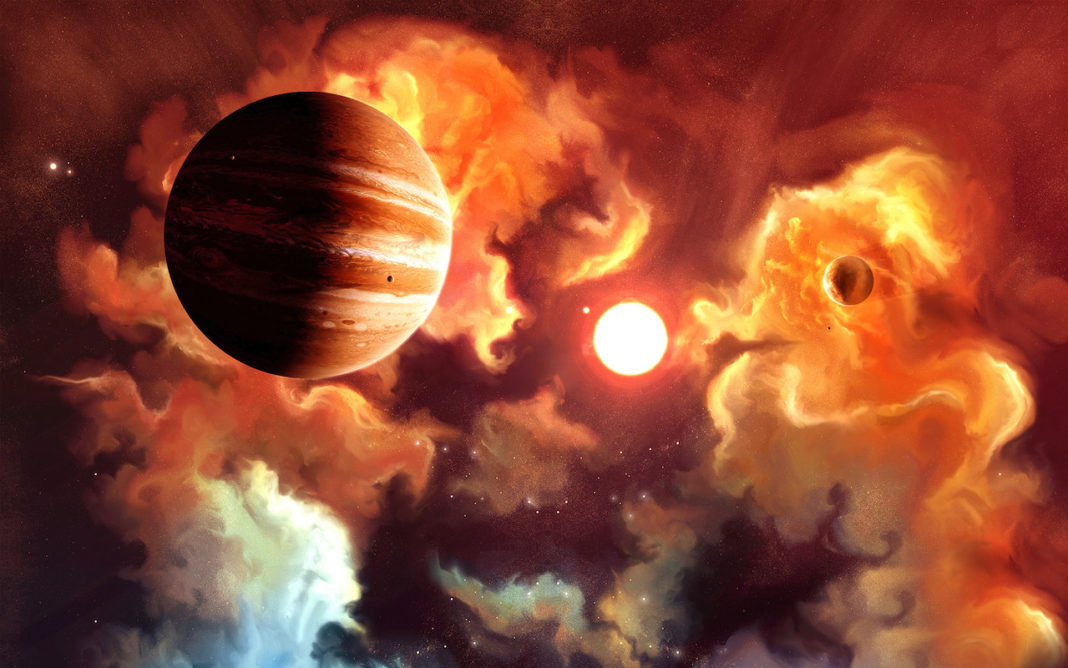 Sun Meets Jupiter On November 25th/26th: Use This Powerful Day Of Luck!