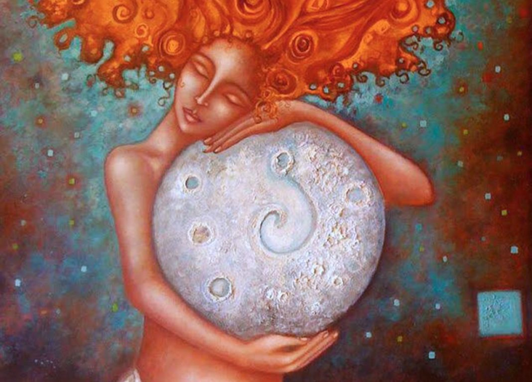 The Spiritual Significance Of The Female Moon Cycle