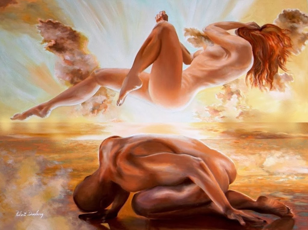 Twin Flame Dynamics: What It Feels Like For The TF Runner When They Decide To Run