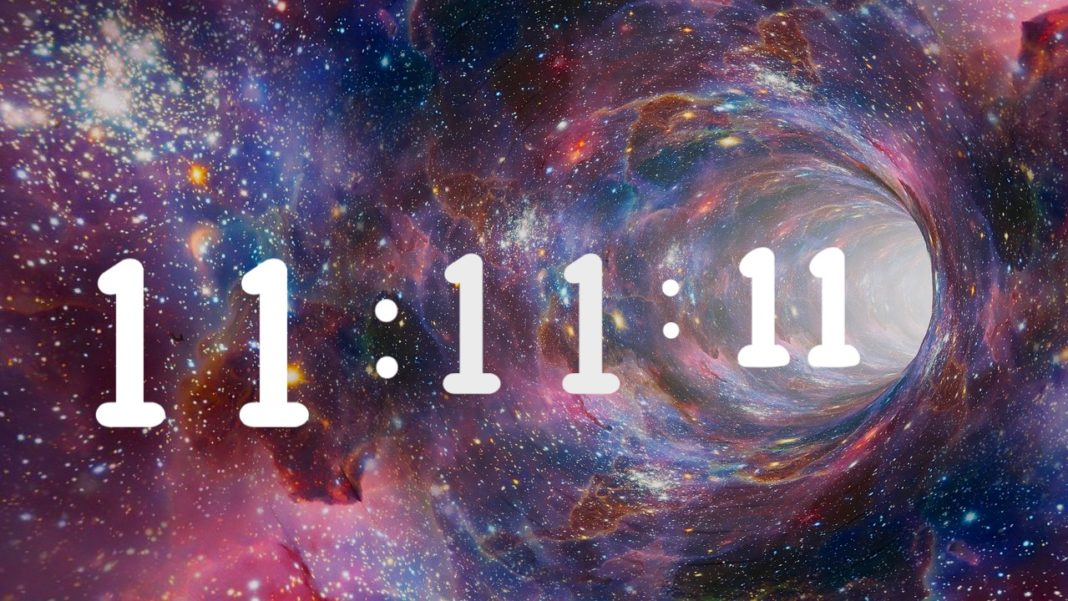 Today, Connect With Your Higher Self And Reset With The Power Of The 11/11/11 Portal