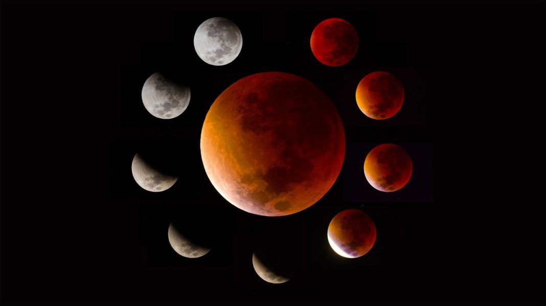 Lunar Eclipse In January 2019: Deepening Of The Ancestral Connections
