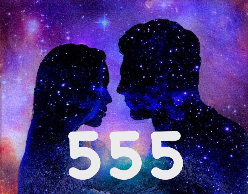 Twin Flame Number 555: Manifesting Happiness - Conscious