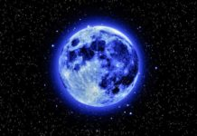 How To Get Ready For The Spooky Blue Full Moon On Halloween?