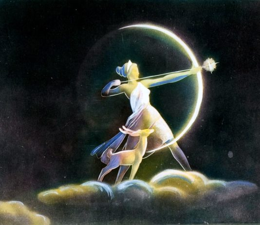 What It Means When A Full Moon Rises In The Fiery Sagittarius