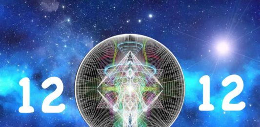 Seeing 12:12 & The Merkaba Field