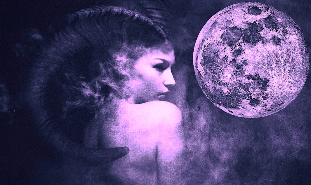 Capricorn Full Moon & Lunar Eclipse July 4th/5th: Peace, Harmony & Happiness