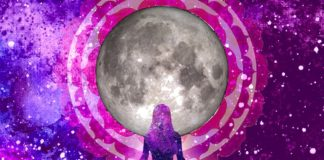 Powerful Full Moon Release/Detox Ritual