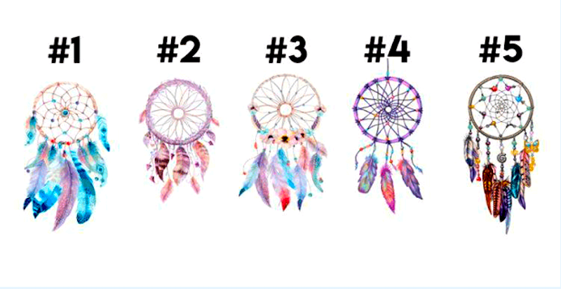 Choose A Dream Catcher To Discover A Remarkable Part Of Your Personality!