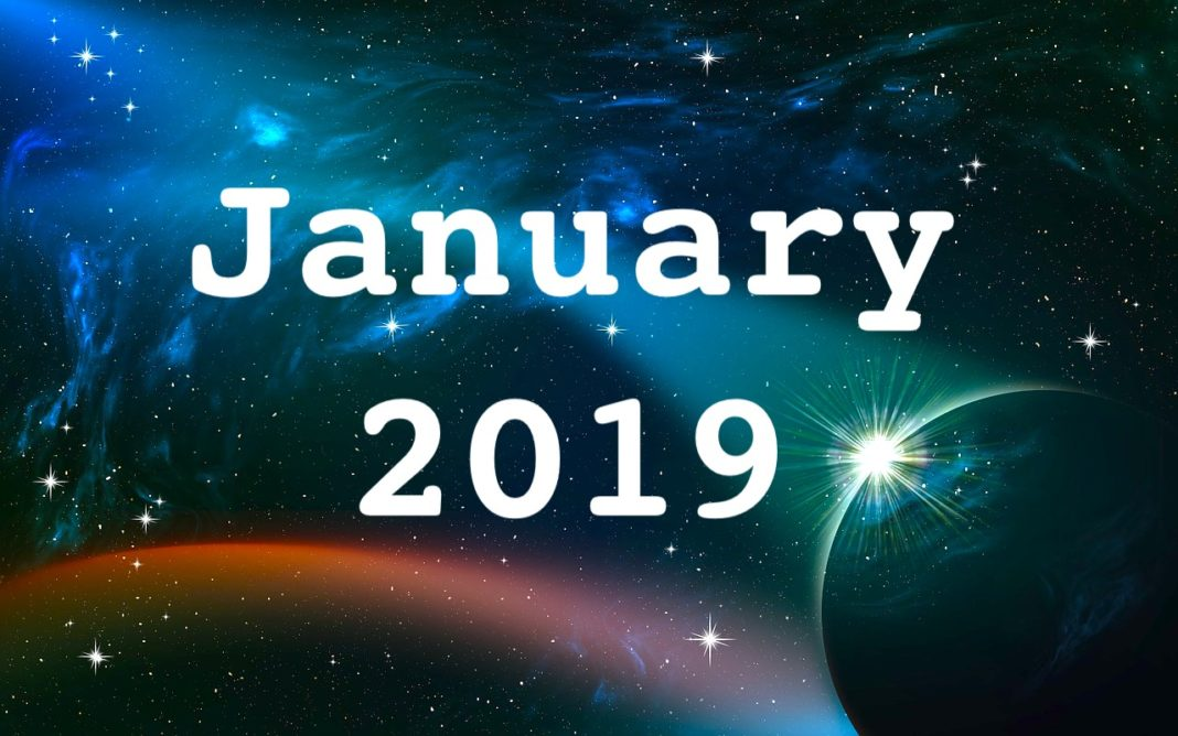 Astrology Forecast For January 2019: Make A Move, But Don't Rush Anywhere