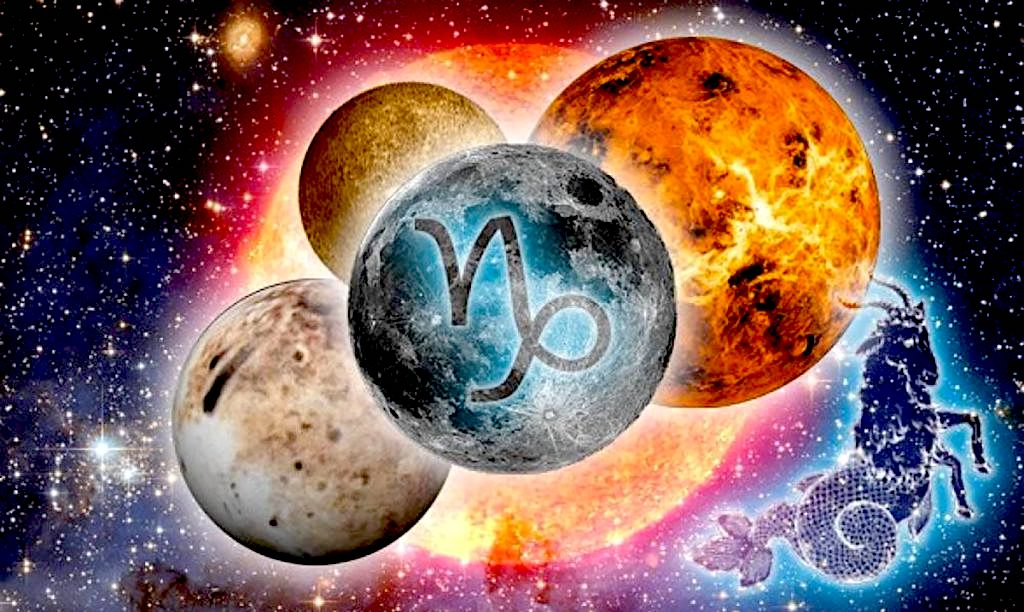 Harness The Current Intense Energies With This Capricorn Lunar Eclipse Full Moon Ritual