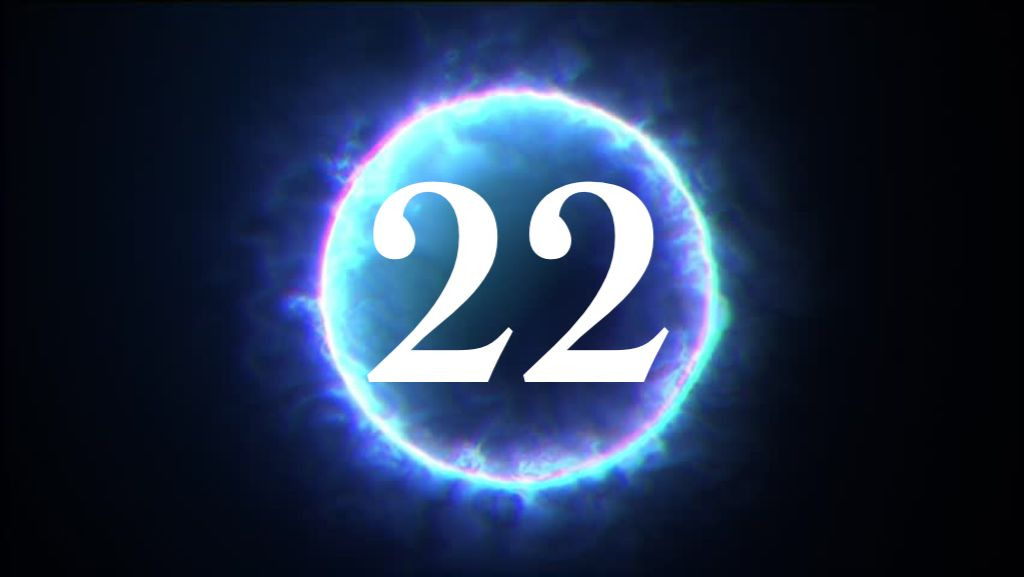 Number 22 Synchronicity