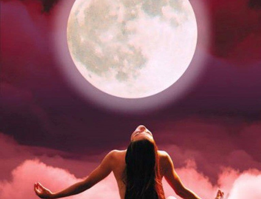 How The Moon Helped Me Get In Tune With Nature And Myself