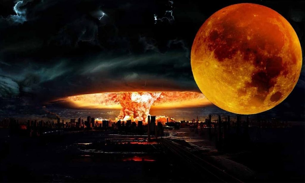"""Apparently"" The World Is Going To End (Again) On The January Blood Moon"
