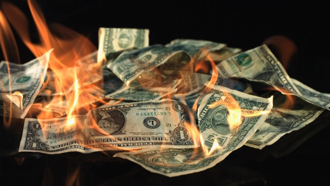These Are The Reasons Why Your Money Is Practically Disappearing